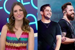Chris Flores detona Jorge e Mateus ao vivo após dupla fazer show em iate