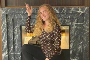 Adele exibe nova silhueta - Instagram/@adele