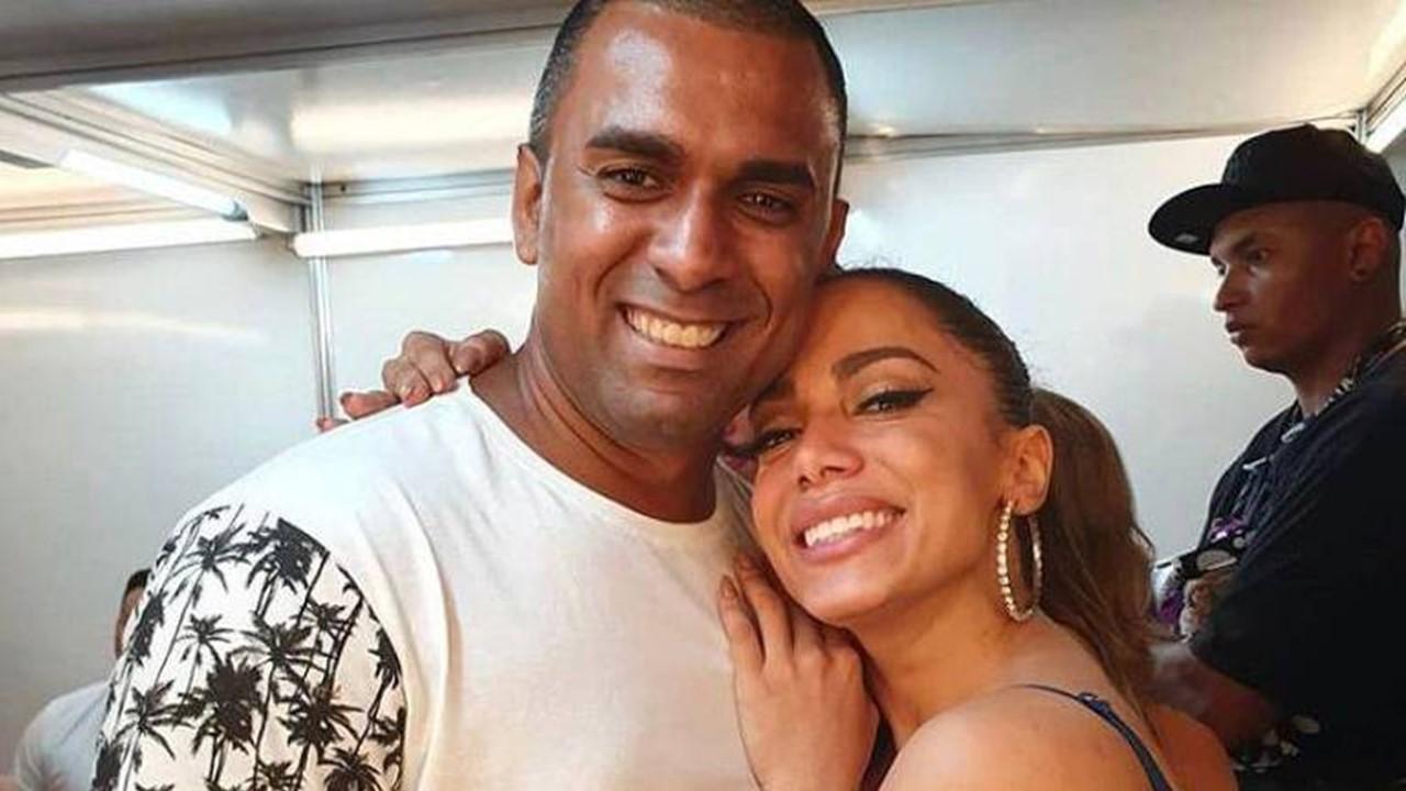 Irmão recém-descoberto de Anitta anuncia que vai adotar sobrenome da família da cantora