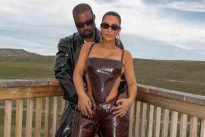 Kim Kardashian leva pastor em viagem para tentar salvar casamento com Kanye West