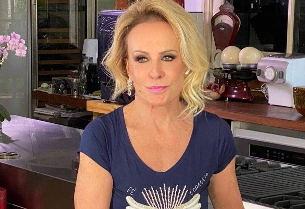 Ana Maria Braga está curada de uma pneumonia e volta à TV nesta quinta