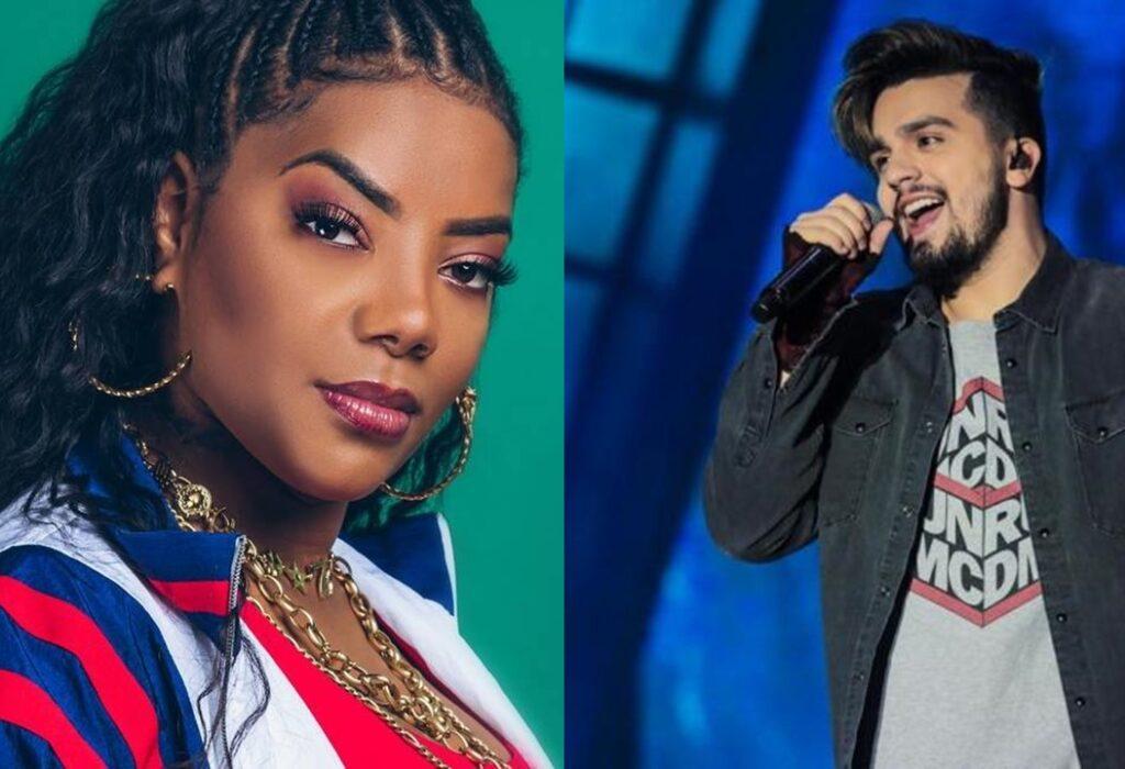 Luan Santana faz dueto com Ludmilla no Criança Esperança