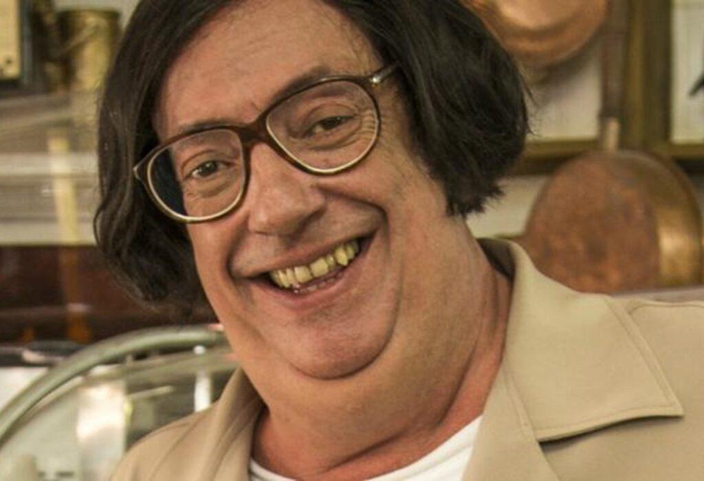 Marcos Oliveira, o Beiçola de 'A Grande Família', sofre infarto e é internado