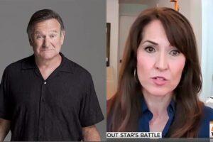 Viúva de Robin Williams fala sobre doença do ator e que médico mandou eles dormirem separados