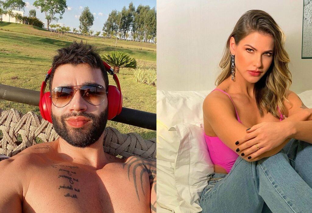 Gusttavo Lima é chamado de 'boy lixo' após declaração de Andressa Suita