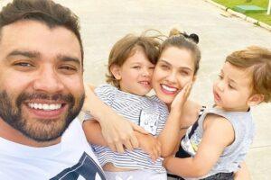 Gusttavo Lima desabafa após separação e ofensas recebidas